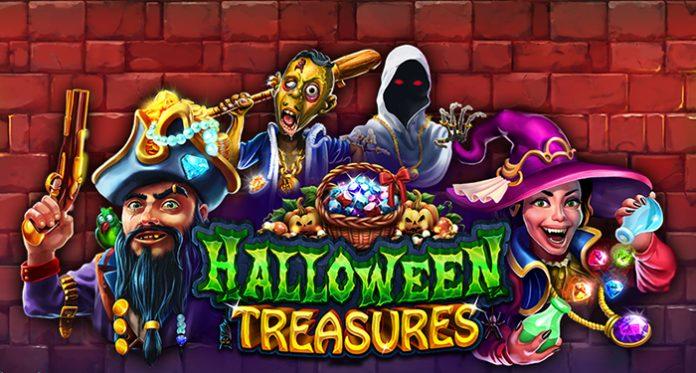 Halloween Casino Bonuses, Free Spins + Three New VideoSlots