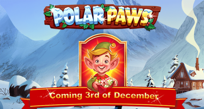 Quickspin Unveils First Holiday Season Themed Slot titled Polar Paws