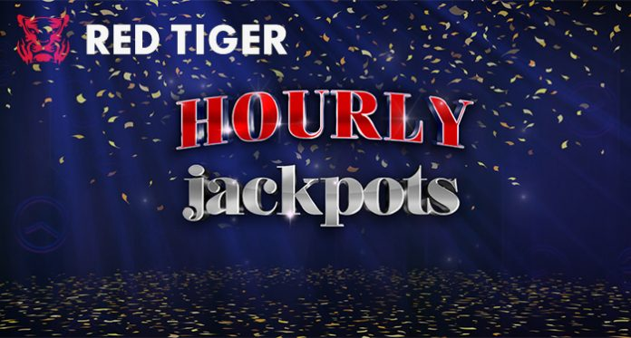 Red Tiger Gaming Launch of its Highly Anticipated Hourly Jackpots