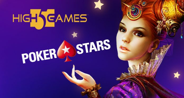High 5 Games, The Stars Group Reach Content Distribution Deal