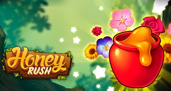 Hit the Jackpot with New Slot Title Honey Rush from Play'n GO
