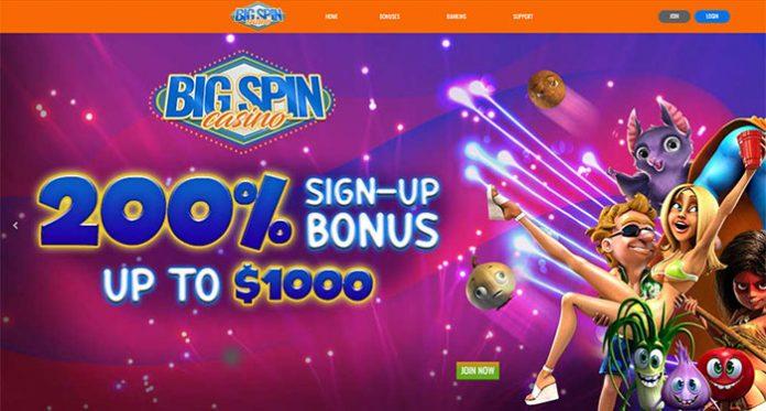 Big Spin Casino Loves to Reward its Most Loyal Players