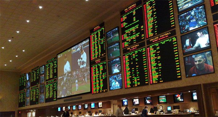 Rhode Island's Sports Betting Revenues for the Month of October