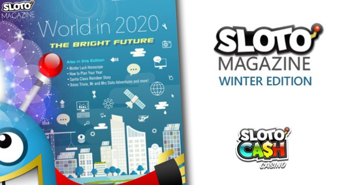 New Issue of Sloto Magazine has Tips on Enjoying the Holidays