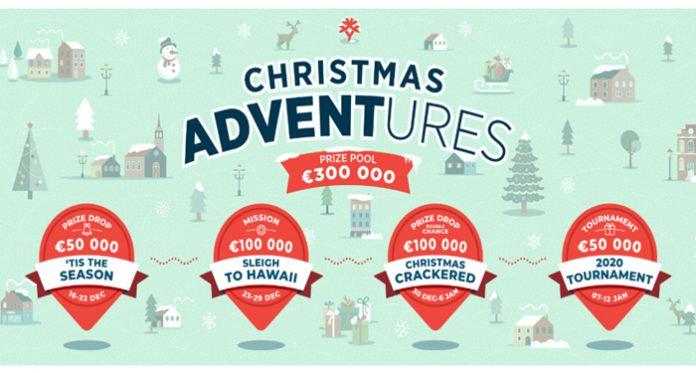 Incredible €300,000 up for Grabs at Yggdrasil Gaming Christmas