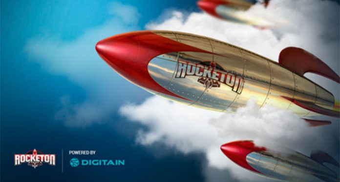 Digitain Releases its RocketOn Title