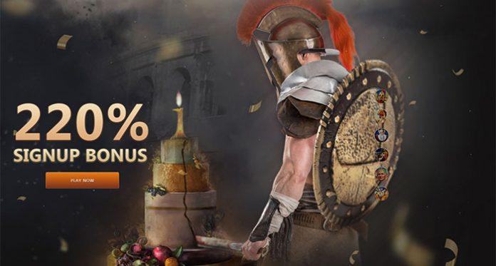 Slots Empire's Casino's 24/7 REINFORCE Bonus Can't Be Beat!