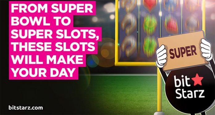 SuperBowl Sunday, Get 20 Free Spins at Bitstarz Casino