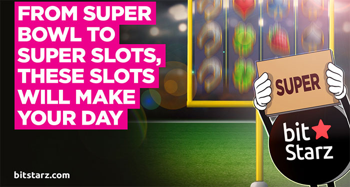 Superbowl Sunday Get 20 Free Spins At Bitstarz Casino