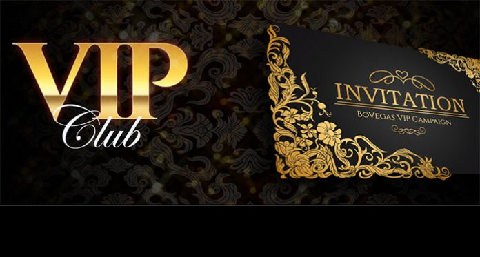 Exclusive A-Class Status Starts with the BoVegas Casino VIP Club
