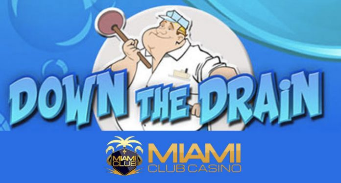 Join the $5,000 Miami Month Long Down the Drain Tournament