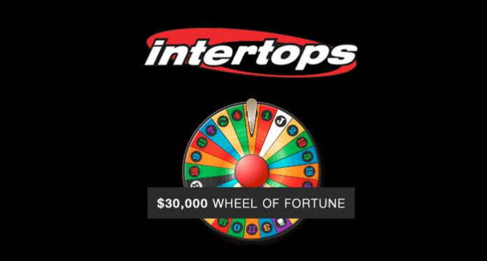 Intertops Casinos $30,000 Wheel of Fortune Promotion