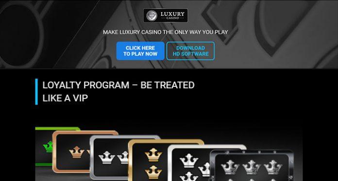 Luxury Casino Awards Players with Generous $1,000 Sign Up Bonus