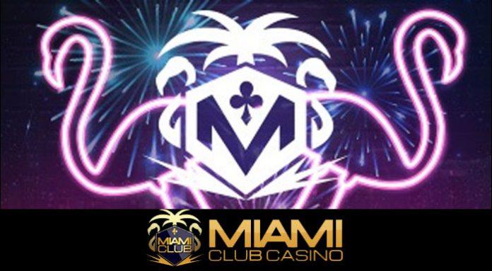 Miami Club Casino Exclusive 25% Rebate Bonus Offer