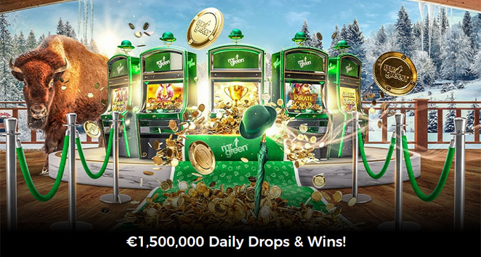 Mr Green Cashback