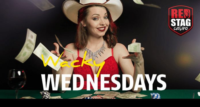 Giddy Up Y'all, Wacky Wednesdays Are Official at Red Stag Casino