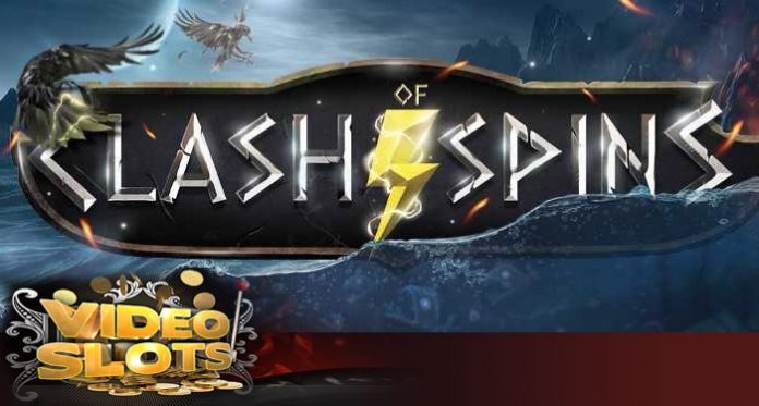 Play 24/7 365 Days a Year in Video Slots Clash of Spins Leaderboard Event