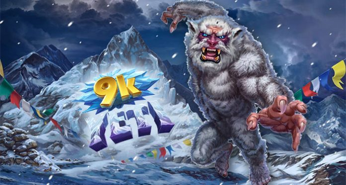 Preview 4thePlayers Newest Action Adventure Slot, 9K Yeti