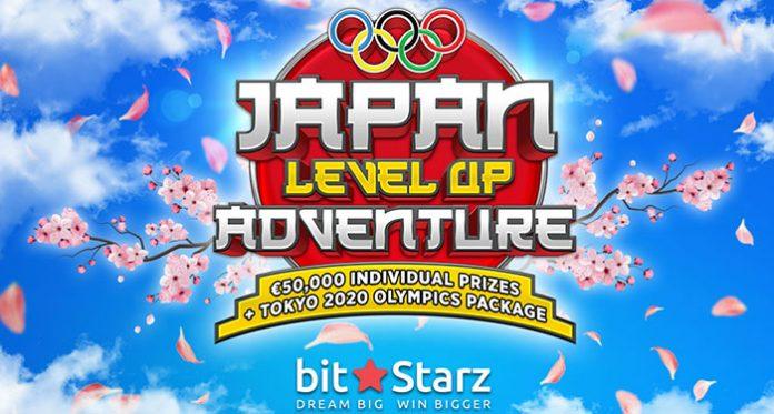 Win €50,000 in Bitstarz' Ultimate Tokyo Olympics Adventure!