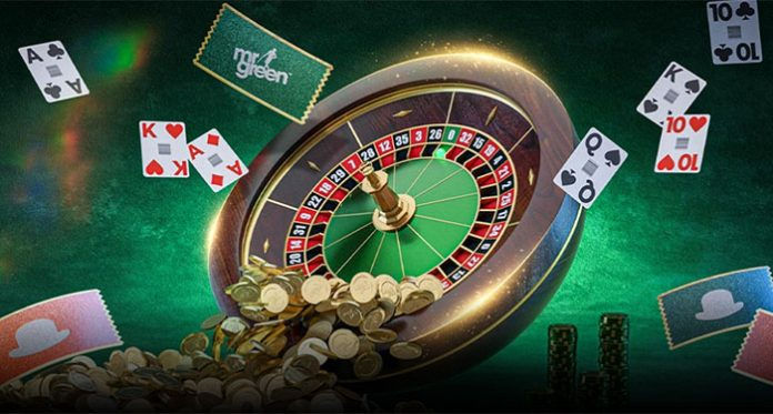 Mr Green Gots EXTRA Cash Reward Treats with the €10,000 Cash Grab!