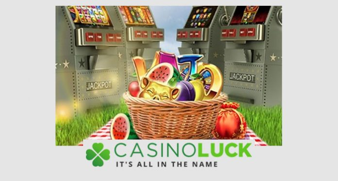Play CasinoLuck's iSoftBet Spring Promo for a Chance at £3,000