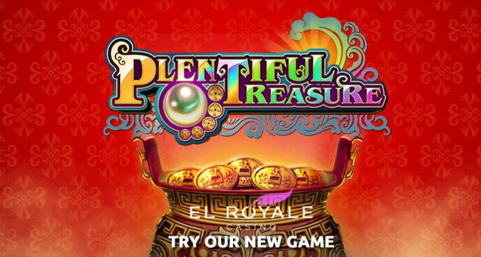Get A Special Bonus on Plentiful Treasures Slot at El Royale Casino