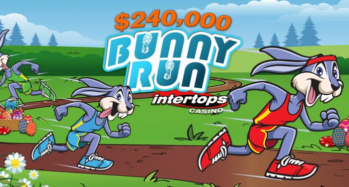 $240,000 Bunny Run Competition for Intertops Casino Players