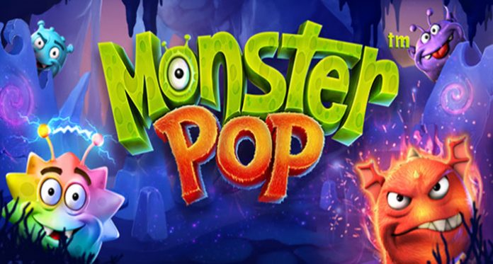 Betsoft Announces Their Latest Cinematic Release with Monster Pop