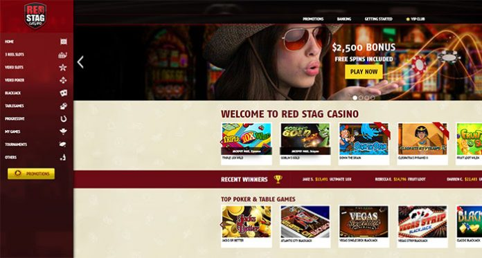 #StayHome and Play Red Stag Casino Progressive Jackpots!