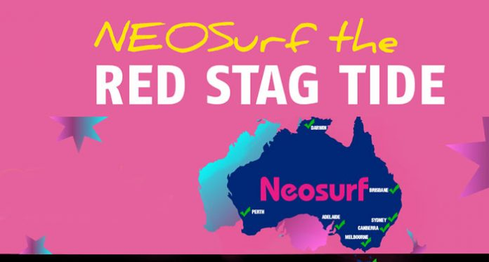 NeoSurf Red Stag Casinos Tide as Aussie Players with New Bonuses