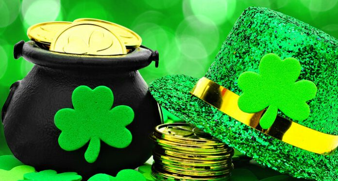 Celebrate St. Patrick's EArly with Free Spins and Two New Slots