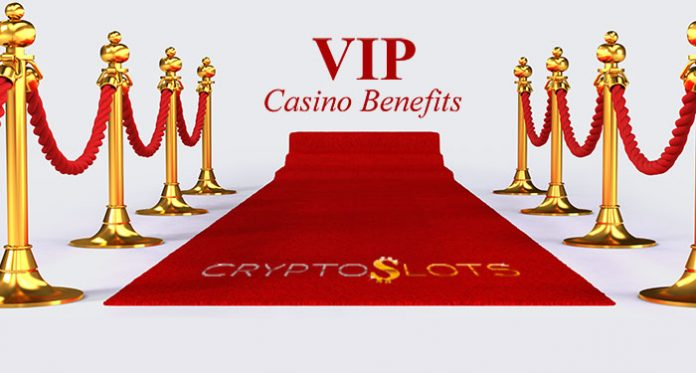 Get An Invitation to CryptoSlots Exclusive VIP Program Today