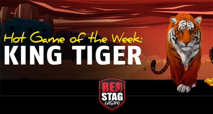 Play King Tiger at Red Stag and Get 2x the Comp Points