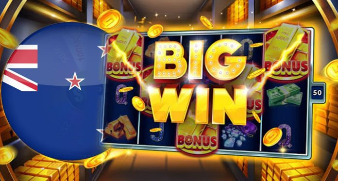 Online Pokies NZ : How and Where to Play for Real Money