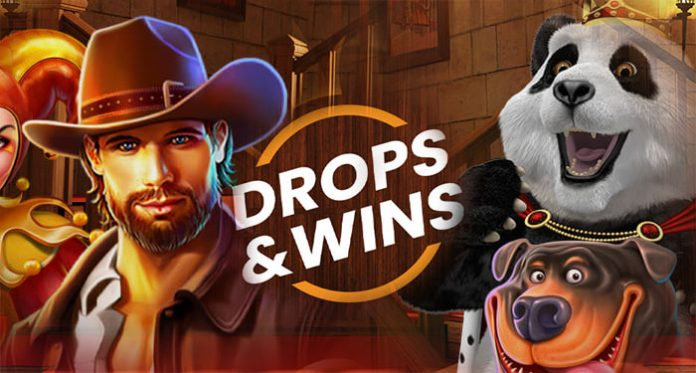 Play to Win a $750K Prize Pool in the Drop and Wins Promo