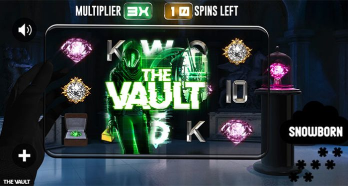 Microgaming Teams Up With Snowborn Games and Unlocks The Vault