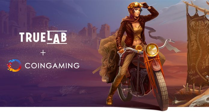 True Lab's Latest Titles Go Live with Coingaming Group
