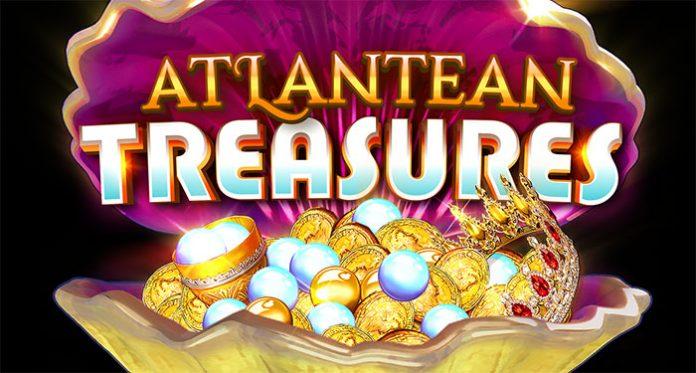Microgaming's Mega Moolah Strikes Again: Atlantean Treasures