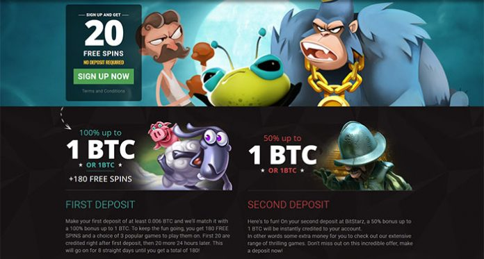 Make Sure to Visit BitStarz and Claim Your 50% Monday Reload Bonus