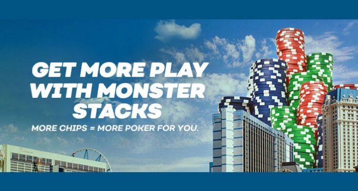 Join Bovada Poker's Monster Stack Poker Tournaments