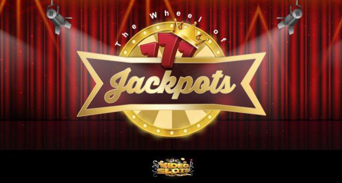 Three Jackpots, One Big Win, Spin the Wheel at VideoSlots Casino