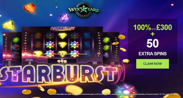Play Over 525 Instant Mobile Games at Wixstars Casino