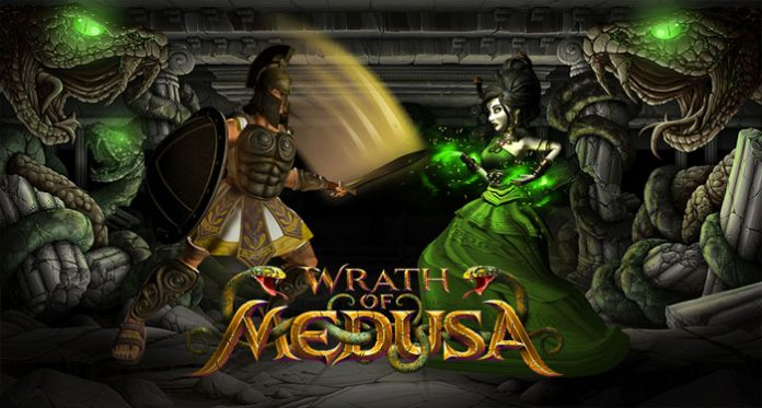 Rival's New Wrath of Medusa, Now at Slots Capital